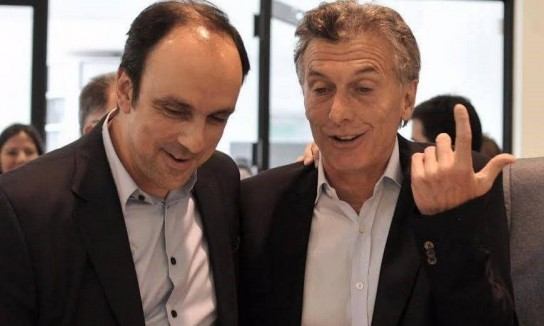 Macri y Corral