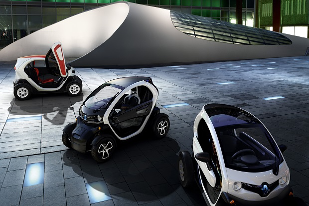 La tendencia del futuro: pequeños autos para grandes ciudades