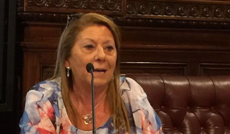 """""""Confío en que Mauricio Macri volverá a ser Presidente"""""""