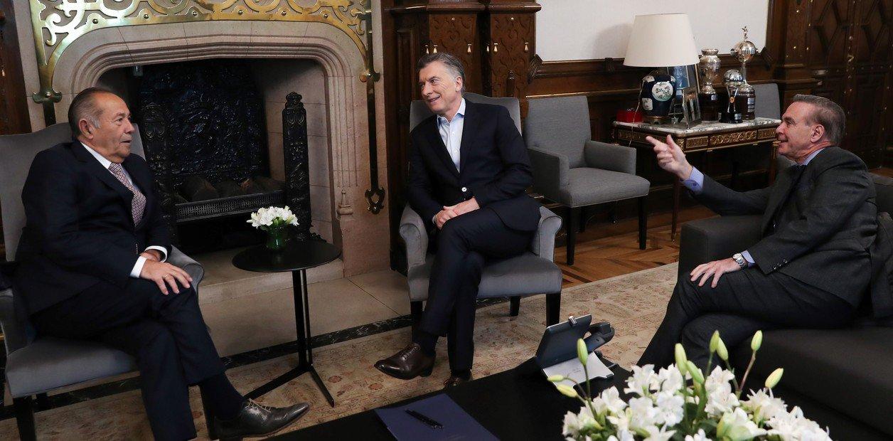 Pichetto prevé conflictos por el poder y el liderazgo en el Frente de Todos