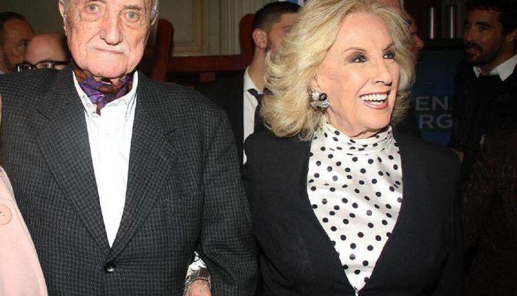 Mirtha Legrand, la hermana más famosa de un gran maestro del cine argentino