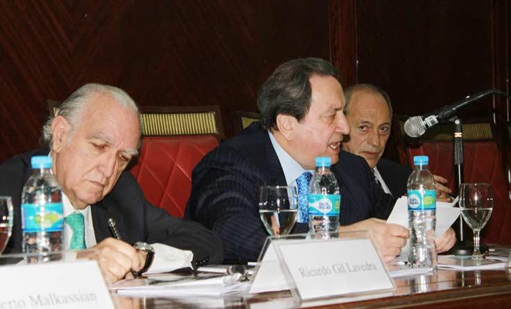 Gil Lavedra, el alfonsinista que Alberto promovería para la Corte