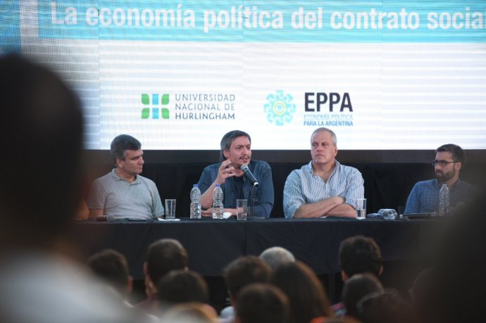 """""""No se le ganó a Macri, sino a un sistema de poder"""""""