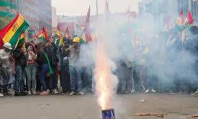 """""""El gobierno no debe ser ciego: hay riesgo de ruptura territorial en Bolivia"""""""