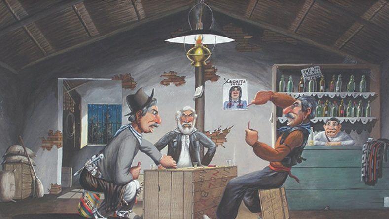 Molina Campos, el hombre que pintó al verdadero gaucho