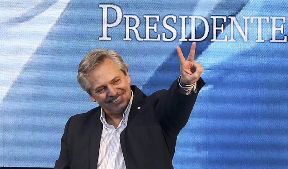 Alberto, octavo presidente del movimiento nacido el 17 de octubre de 1945
