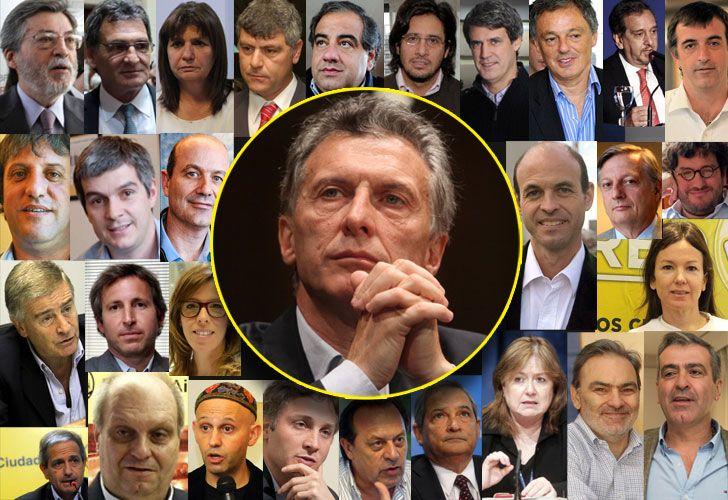 Los nuevos perfiles de los ex funcionarios