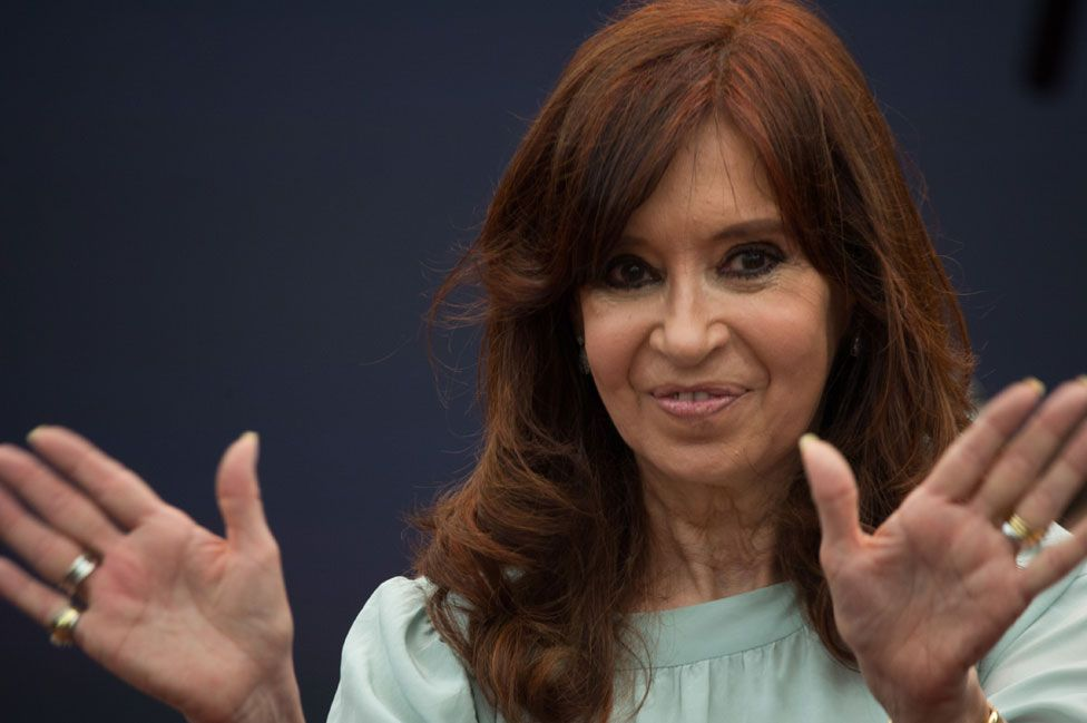 """Detractores K, consideran a Cristina """"brillante"""" y factor de un acuerdo nacional"""