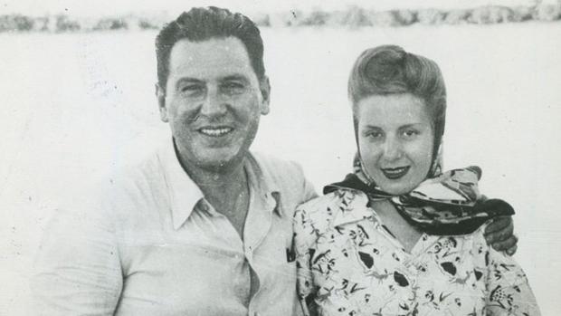 """Quién fue """"el celestino"""" que acercó a Perón y Evita"""