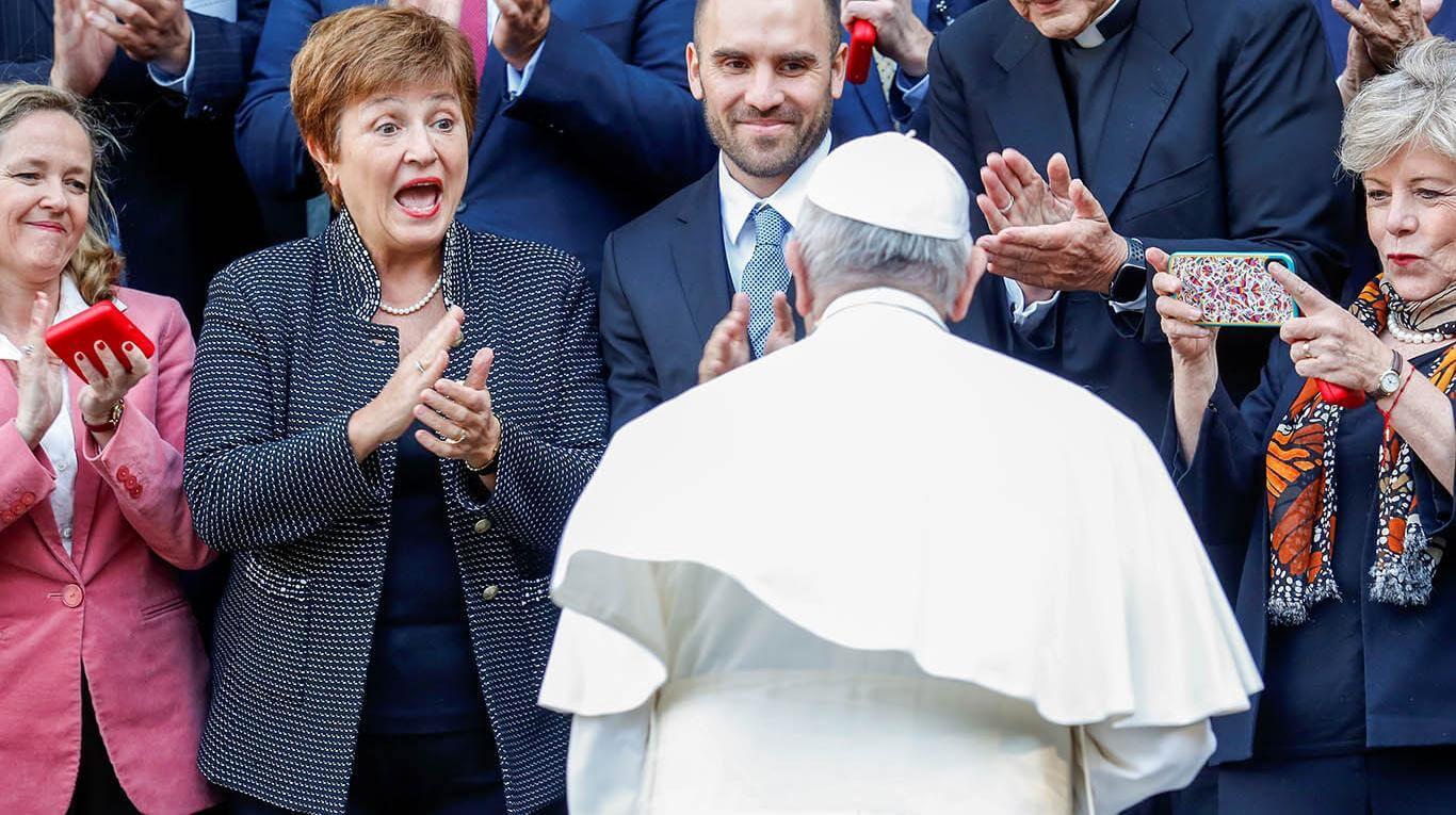 """""""En Italia sorprende lo poco que se entiende a Francisco en la Argentina"""""""