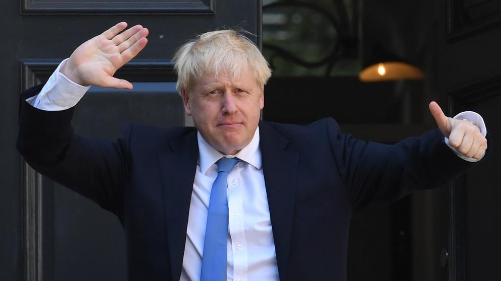 Reino Unido: Boris Johnson es el primer líder mundial con coronavirus