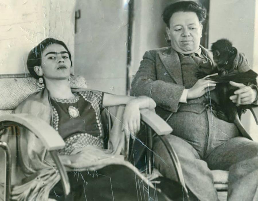 Sufrimiento y desamor en las geniales pinturas de Frida