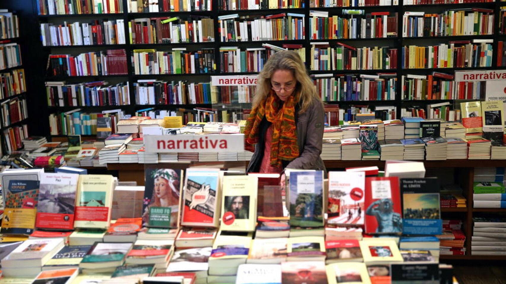 Coronavirus: Cae un 70% la venta en librerías