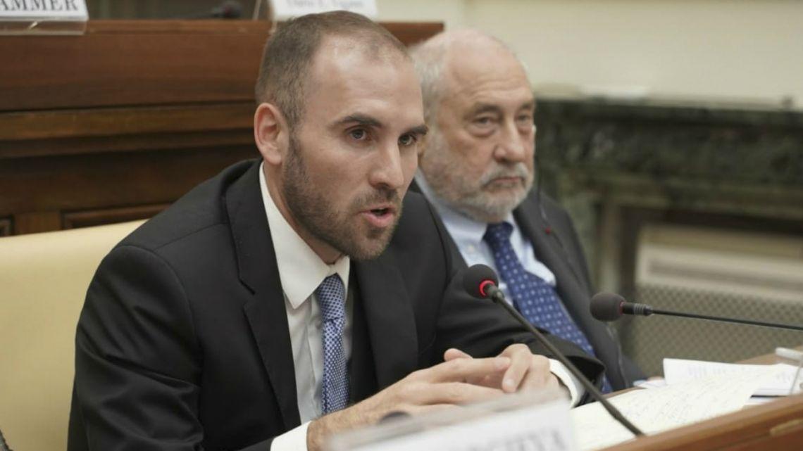 "Stiglitz llamó ""miopes e inhumanos"" a los acreedores de la Argentina"