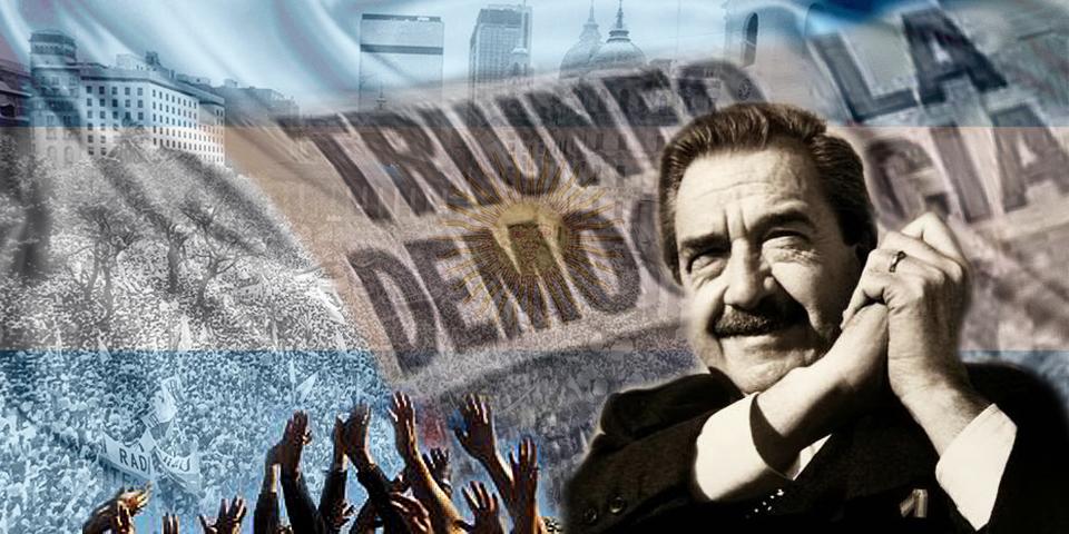 """""""La democracia no está amenazada en la Argentina"""""""