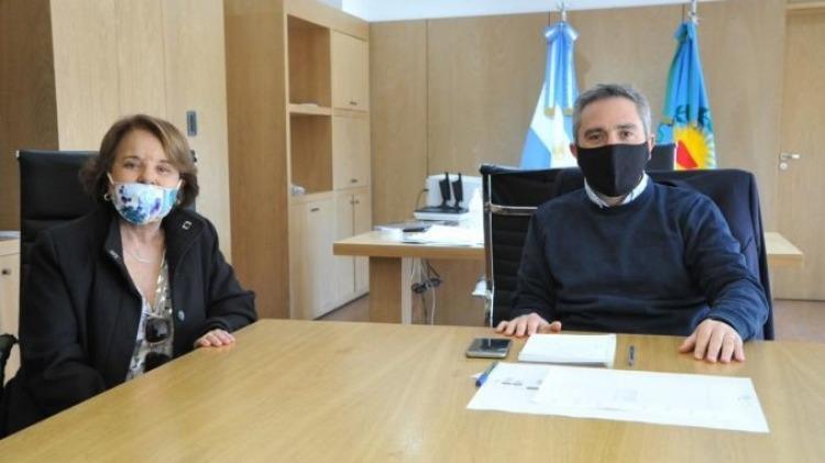 """""""Chiche"""" Duhalde volverá a coordinar urgencias sociales en la provincia"""