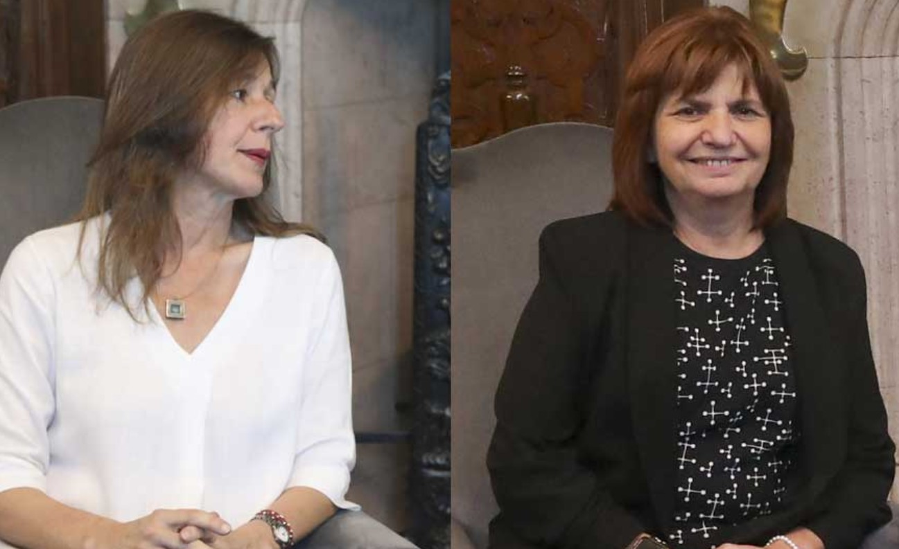 """Verbitzky abochornado por """"la vuelta de Patricia Bullrich a Seguridad"""""""
