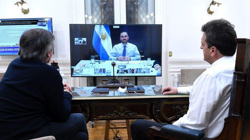 Argentina se alista para anunciar un acuerdo por la deuda externa