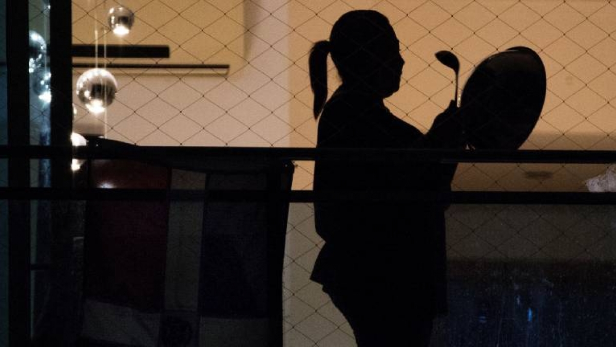 Un mensaje golpista de Clarín, denunció un medio oficialista