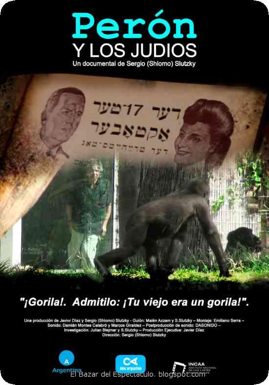 Los mitos de la relación de Perón y Eva con los judíos