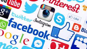 Ranking de usuarios activos en cada red social