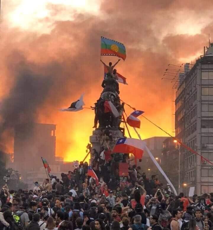 Chile despertó y cambiará la Constitución heredada de la dictadura