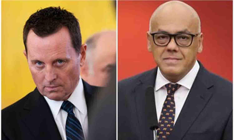 El chavista que enojó a Carone, negoció con un delegado de Trump