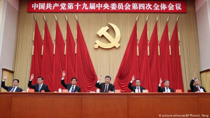 China rechazó acusaciones de EE.UU.