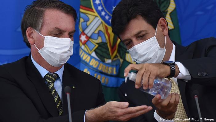 Alemania toma severos recaudos con 5 países de América  por el virus