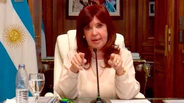 El yo acuso de Cristina fue más allá de la justicia