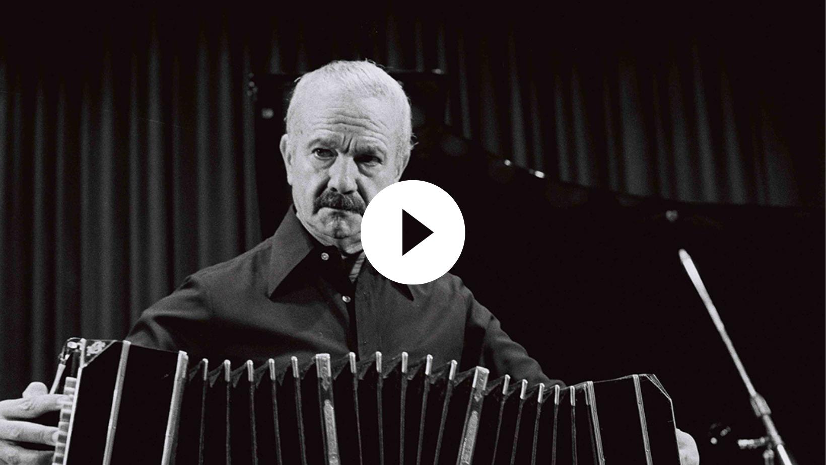 La mejor entrevista a Astor Piazzolla