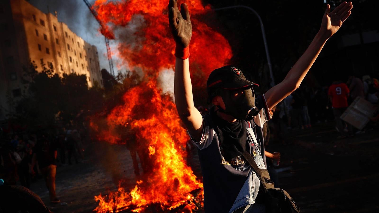 Pandemia: Jorge Alemán alertó por un eventual estallido social