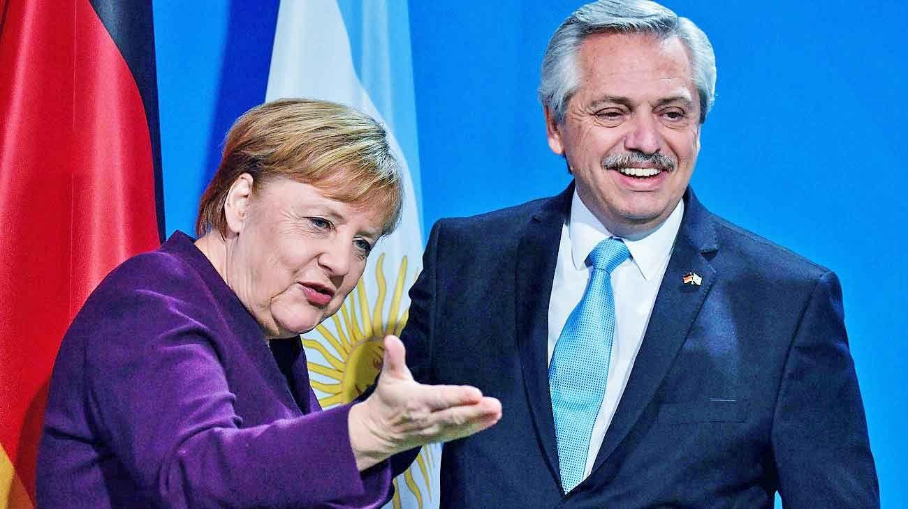 """COVID-19: """"Freno de emergencia"""" del Parlamento alemán"""