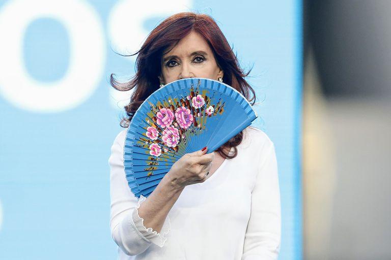 CFK, la dueña del VAR