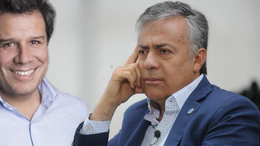 """Cornejo apuesta por Manes Presidente y ser """"parte de su equipo"""""""